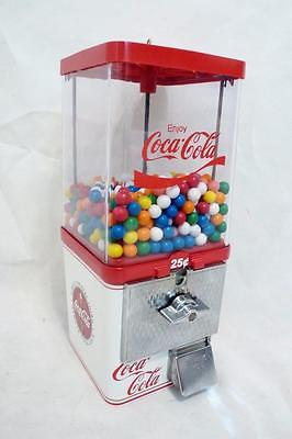 vintage gumball machine candy/ nuts machine Coca cola theme