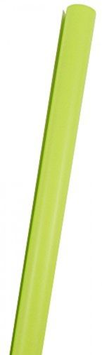 JAM Paper Solid Color Wrapping Paper - 12.5 Sq Ft - Lime Green - Glossy Paper