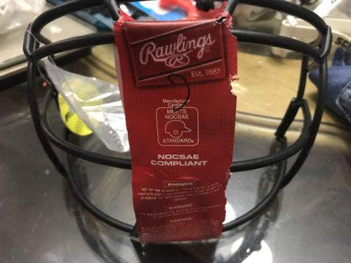 Rawlings Face Mask Guard for Baseball Softball Helmet