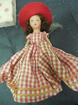 #197 Nancy Ann Storybook Doll - 1940's