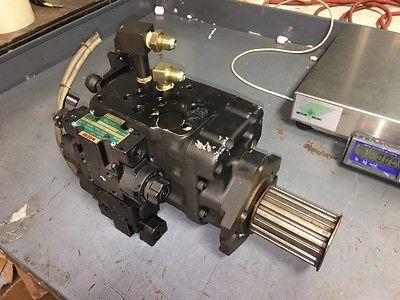 Nippon Gerotor Index Motor, IS-160-2PC-2AH0-HL-17, w/ Nachi Valve, Warranty