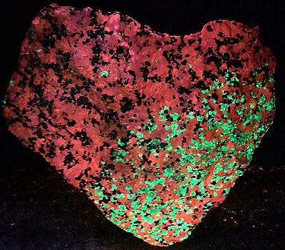 10+Lbs Fluorescent Phosphorescent Willemite Calcite Sterling Hill NJ WC53-37