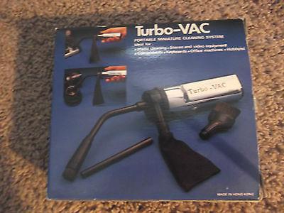 BN Miniature Portable Turbo-Vac