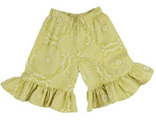 Persnickety-Emerald Pine Mae Shorts , 2T EEUC