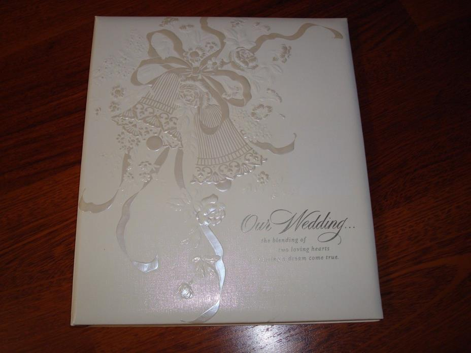 Hallmark Our Wedding Memory Book/Keepsake