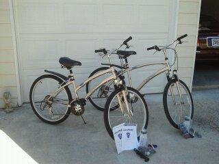LandRider Bike for SALE