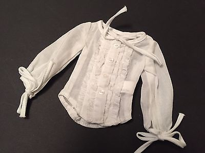 ELLOWYNE WILDE Woeful Ruffled Blouse
