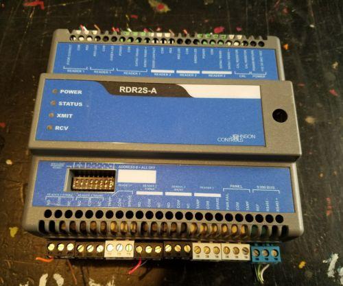 Johnson Controls S300-DIN-RDR2SA Two Door Interface Control Modules
