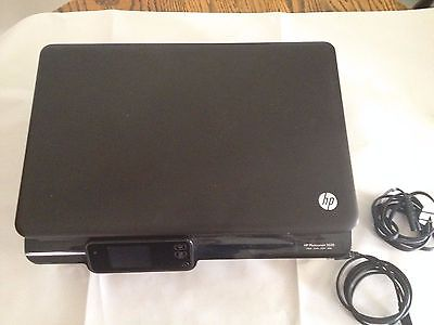HP Photosmart 5520 e-All-in-One Color Inkjet Printer, Copy, Scan,WITH HP INK