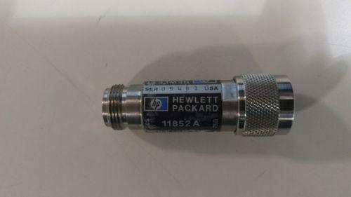 HP 11852A MIN LOSS PAD DC -1.3Ghz