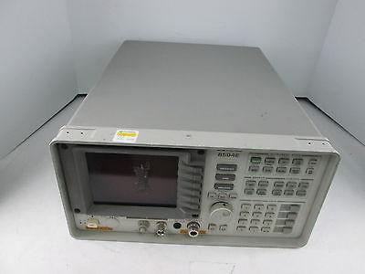HP 8594E SPECTRUM ANALYZER 9 Khz - 2.9 GHz OPT 041 140 301 S/N 3746A05335