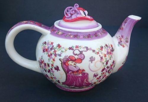 Teapot Paul Cardew
