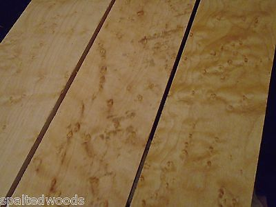 3pc BIRDSEYE MAPLE **HEAVY EYES**   35 1/2