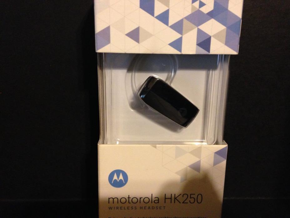 Motorola HK250 Wireles Headset