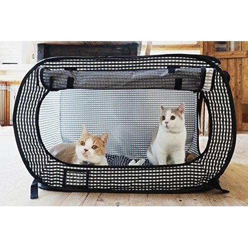 Portable Cat Cage Stress Free Trip