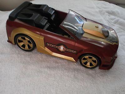 Iron Man, Toy Car, by Hasbor, 12