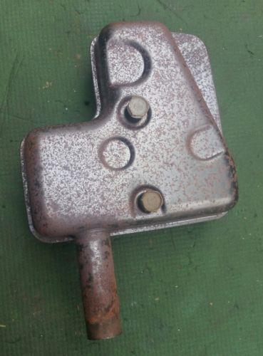 Muffler Bolts 390318 Yard Machines Craftsman MTD Snow Blower Thrower