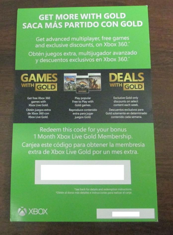 how to buy gold membership on xbox 360