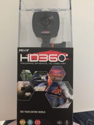 Pilot - HD 360 Camera
