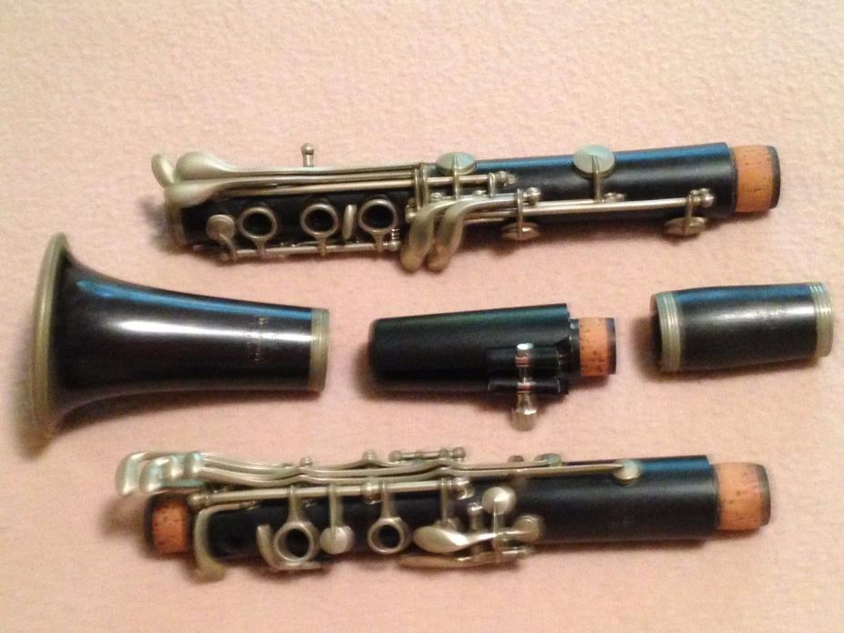 Clarinet, Evette, Sponsered by Buffet