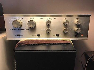 Dynaco Pas Tube Pre Amp