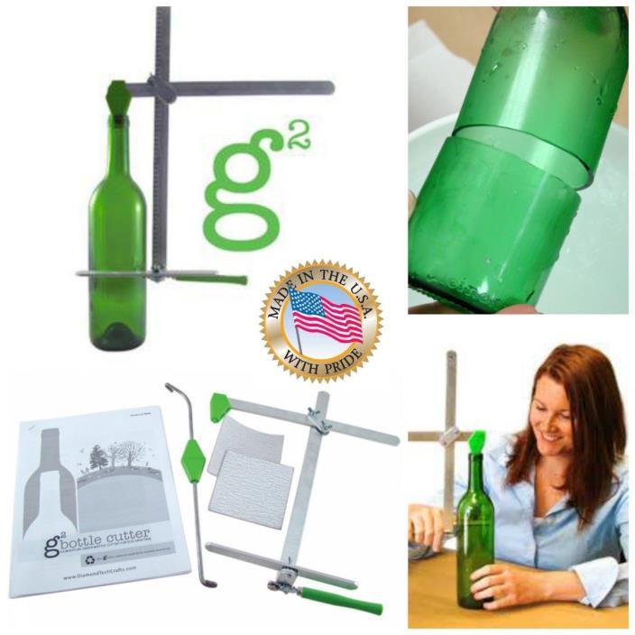 G2 Bottle Cutter Tool Plastic Beer Wine Glass Cutter Kit Hand Cutting Machine