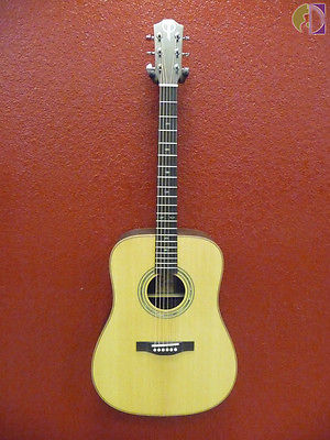 Teton STS150ENT Acoustic/Electric Guitar, Free Shipping in USA