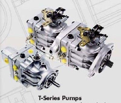 Pump tandem TM-TKKA-FKKB-1XBL HYDRAULIC HYDRO GEAR OEM FOR TRANSAXLE OR TRANSMIS