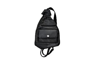 Vintage Mini Black JD Travel Fashion Backpack