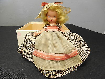 #161 Nancy Ann Storybook Doll- 1940's