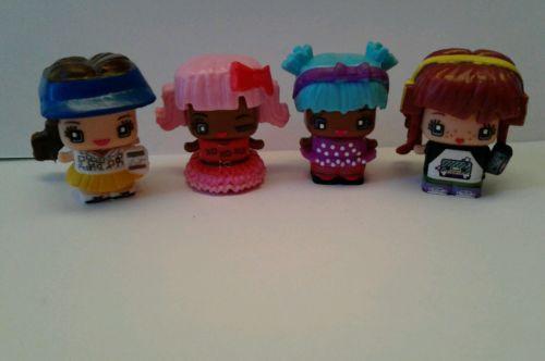 My Mini Mixieqs Lot of 4 Valentine Girl