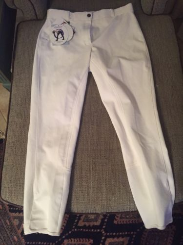 Womens EuroWeave Full Seat Breeches