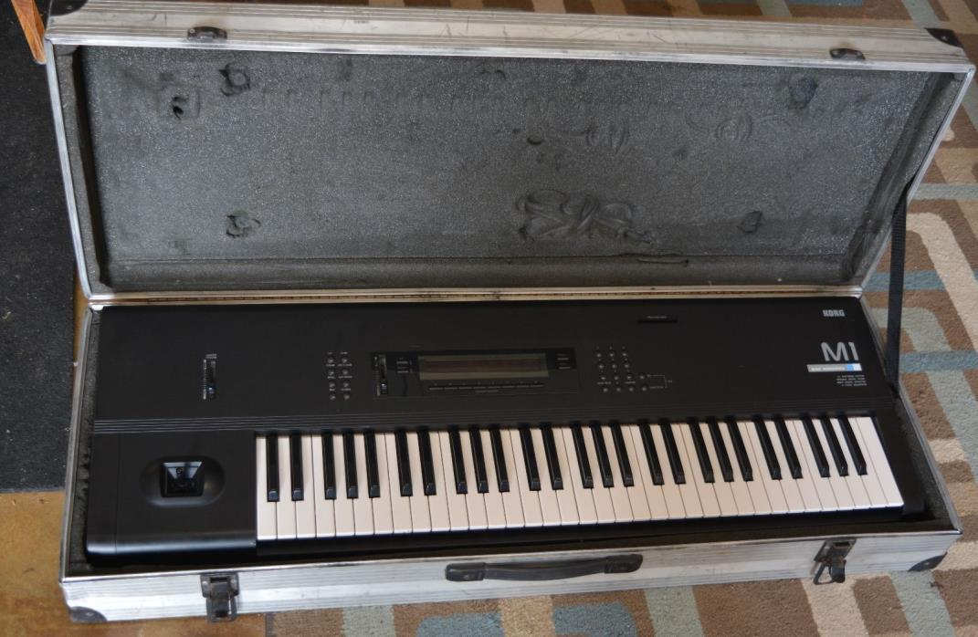 Korg M1 Music Workstation Synthesizer Synth Keyboard