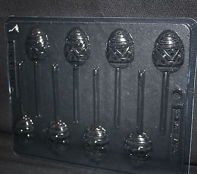 Plastic CANDY MOLD- Easter eggs
