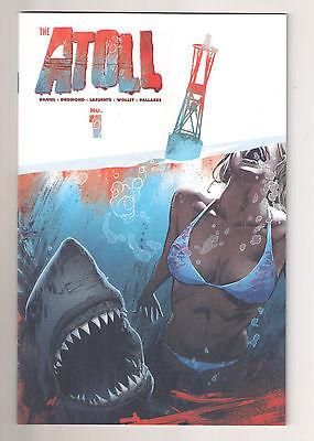 Atoll #1 1ST Print NM Cover A Vault Comics