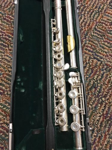 selmer silver flute