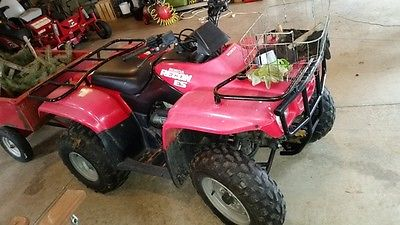 2002 Honda TRS250TE RECON ES ATV's & Gators