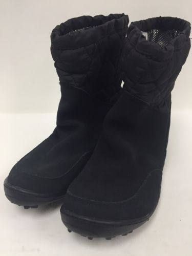 Columbia Black omni-high thermal Winter Boot Size 6.5