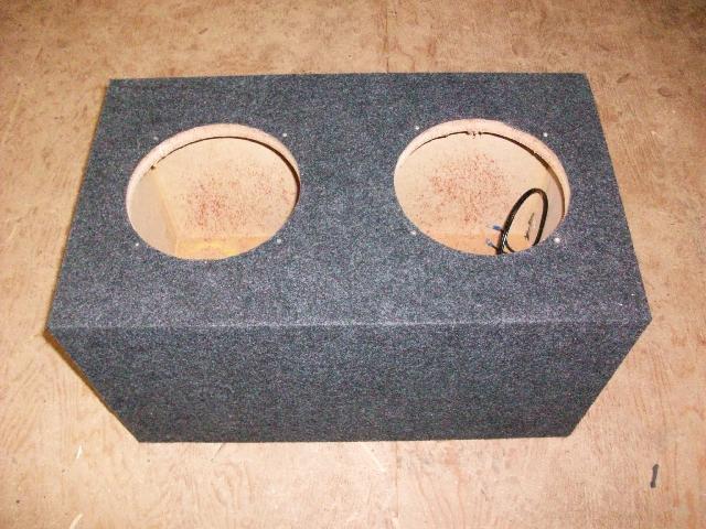Subwoofer Bass Box