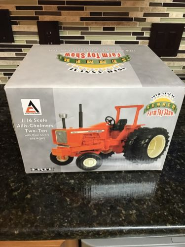 Allis Chalmers Two Ten Summer Toy Festival