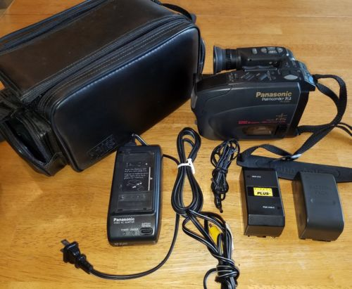 Panasonic Vhs Battery For Sale Classifieds