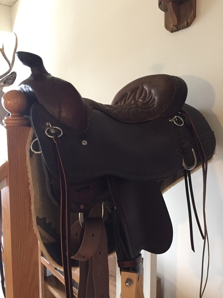 Tucker Saddle - For Sale Classifieds