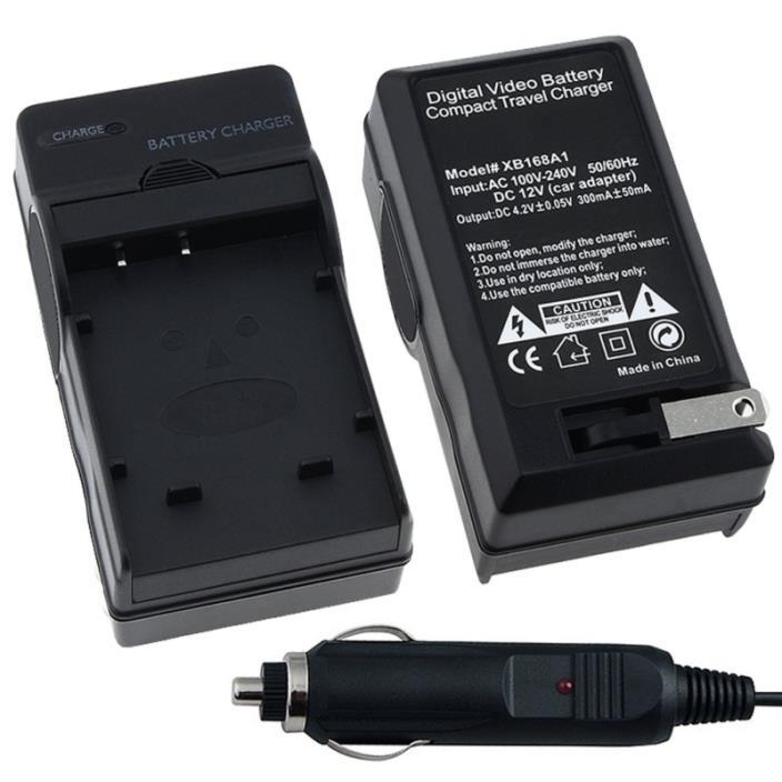 For Sony NP-BG1 DSC-W120 W170 Cybershot Battery Charger