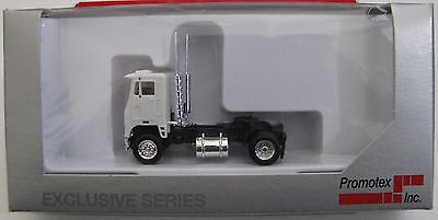 Road Commander C.O.E. Semi Truck, Herpa, HO Scale