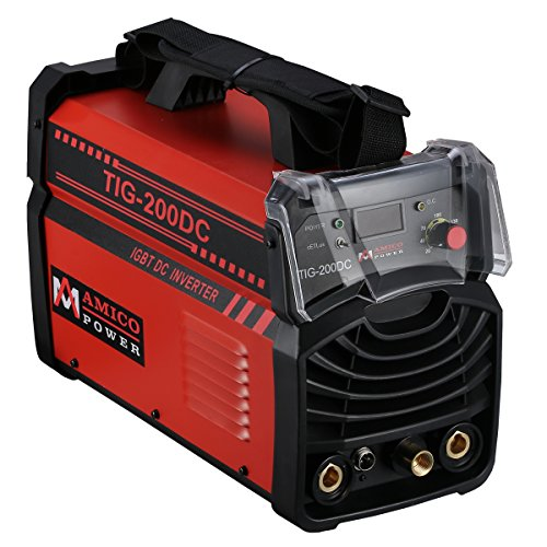 200 Amp TIG Stick ARC DC Inverter Welder 110/230V Welding Soldering Machine New