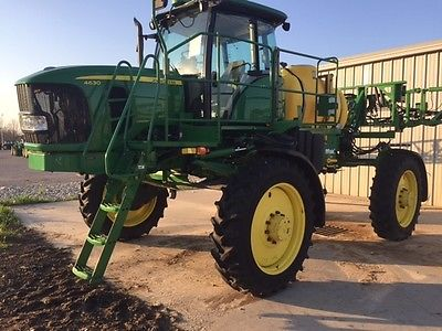 2015 John Deere 4630 4WD Tractors