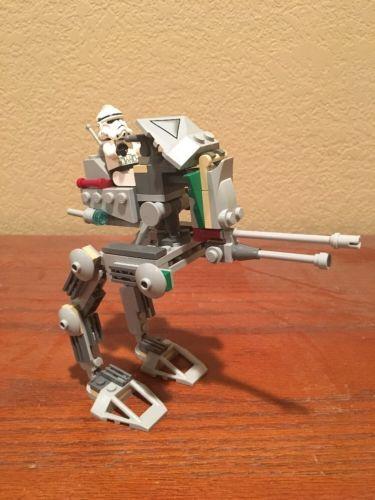 Lego Star Wars Episode III Clone Scout Walker (7250)