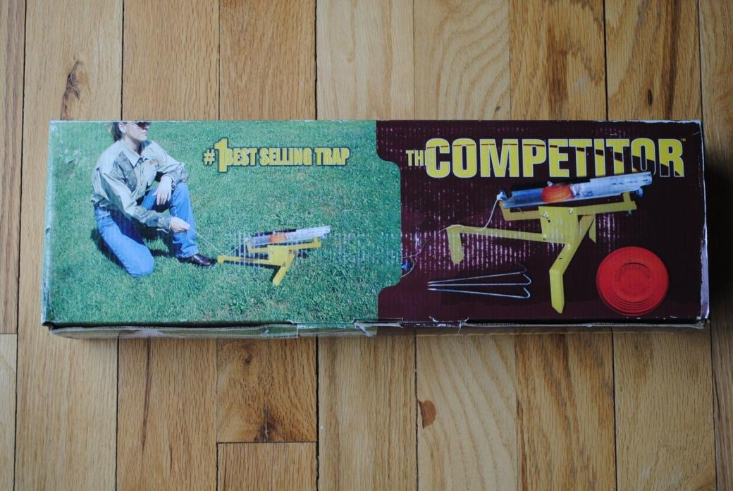 Competitor Trap Thrower CT101 manufactured by Do All Traps - NEW in BOX!