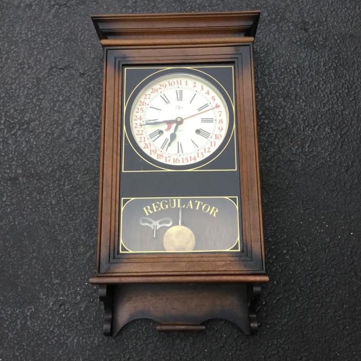 Elgin Regulator Clock For Sale Classifieds