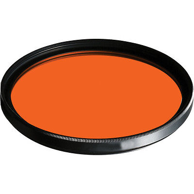 B+W 46mm #16 Yellow-Orange SC (040) Filter - Schott Glass - MPN: 65-070907